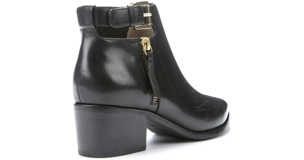 Geox Lia Block Heeled Toe Point Ankle Boots at John Lewis