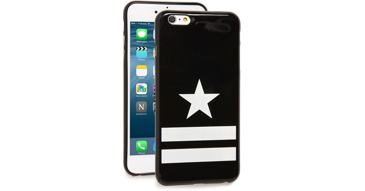 online store 234cc dc0c3 Givenchy Black 'stars & Stripes' Iphone 6 Plus & 6s Plus Case