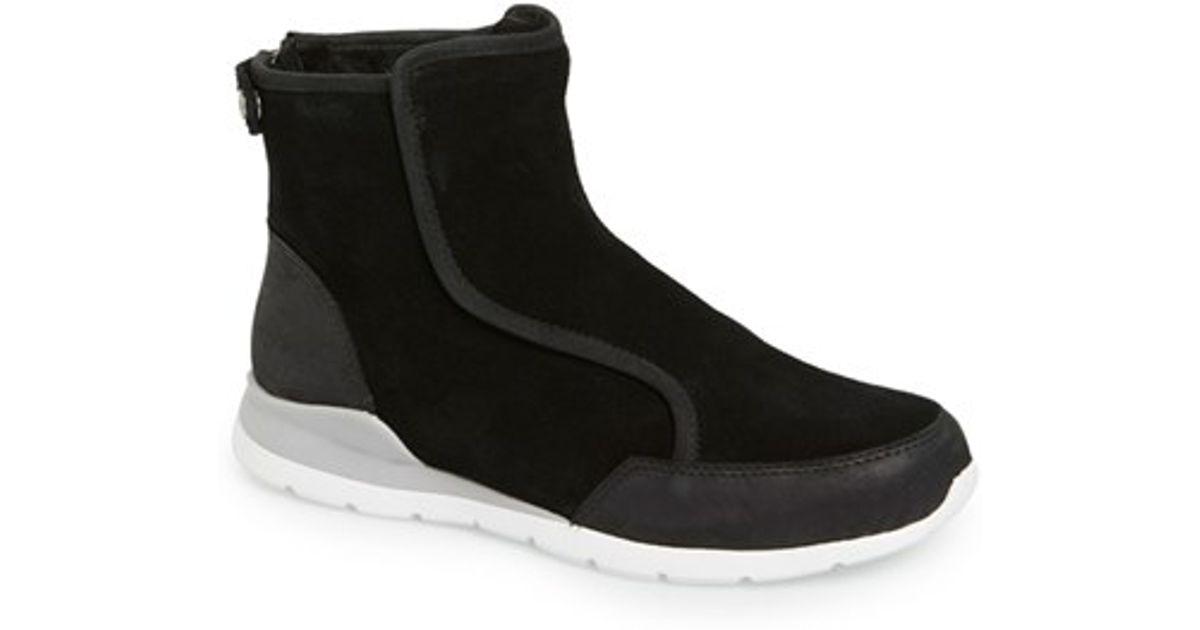 46e96beb561 UGG Black Ugg 'laurelle' High Top Sneaker