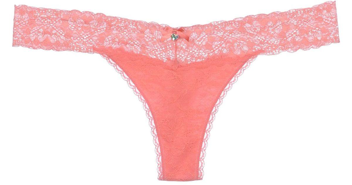Verdissima G-string in Pink