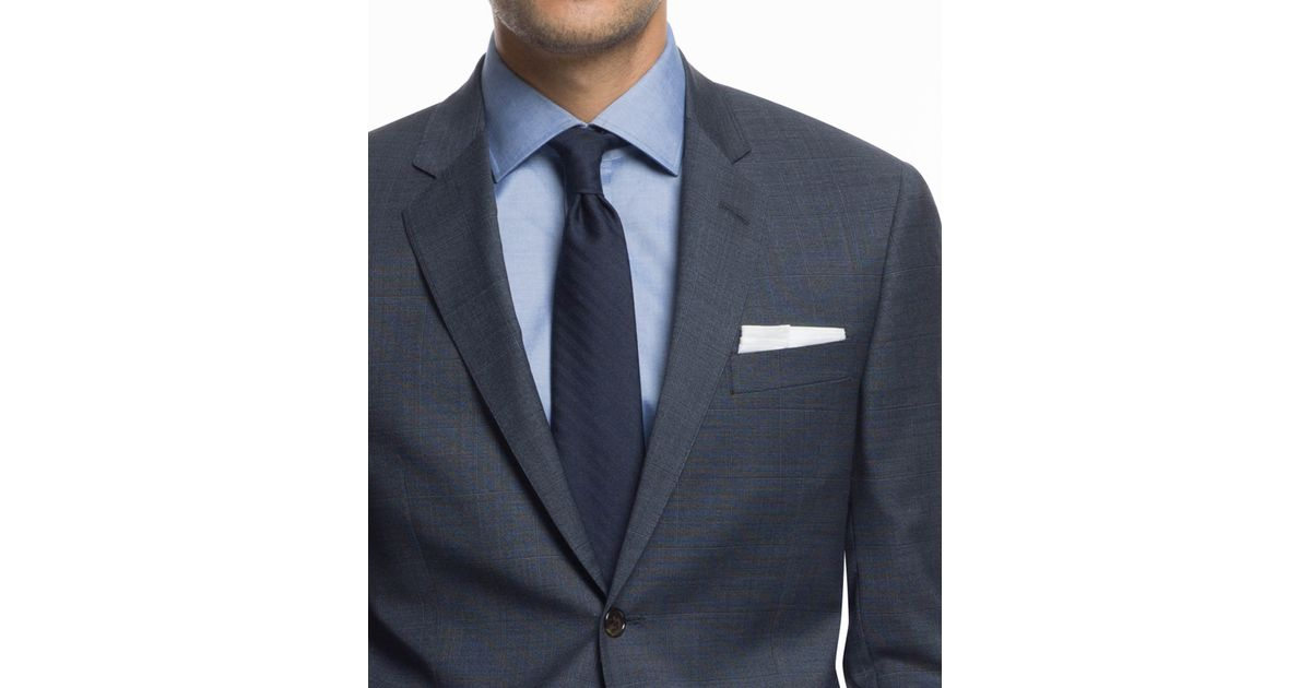 Todd snyder The Mayfair Suit In Blue Window Pane in Blue ...