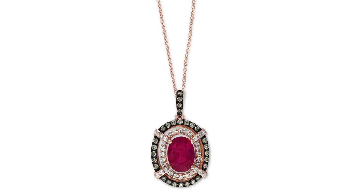 Chocolate Diamond Jewelry Collection