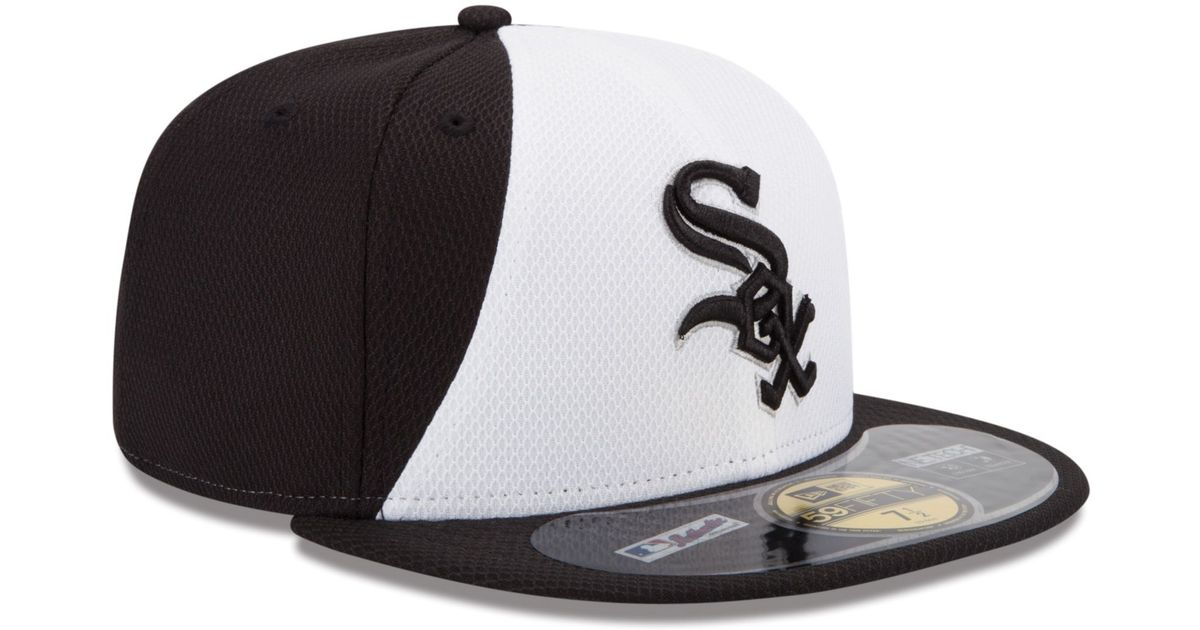 various design great deals 2017 release date: KTZ Chicago White Sox All Star Game Patch 59fifty Cap in Black ...