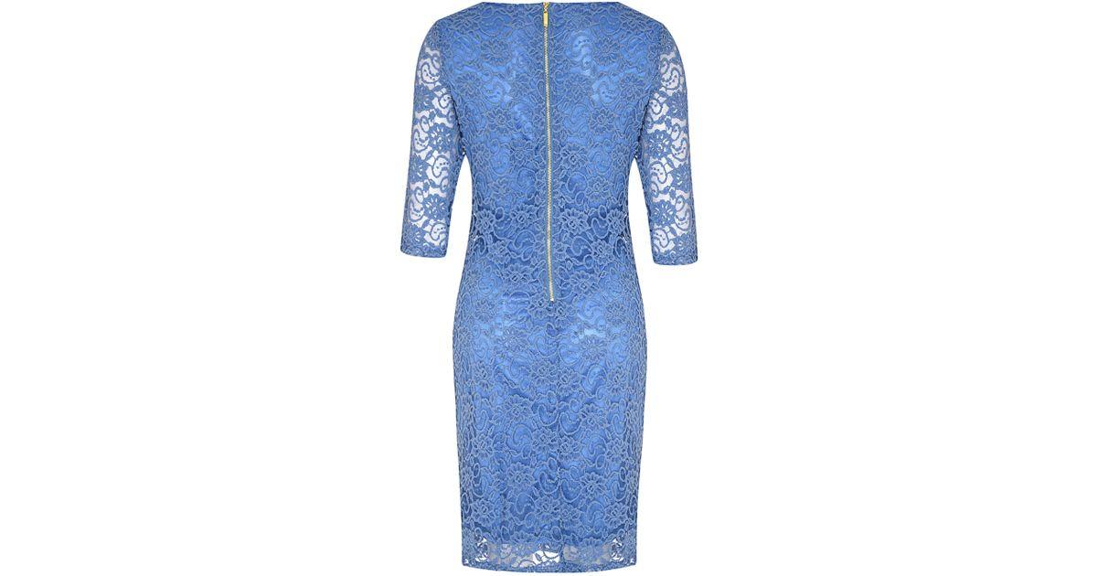 light blue lace mandala - photo #38