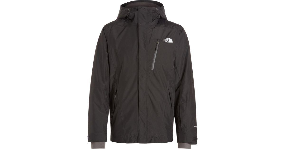 8957cb26f The North Face Black Descendit Waterproof Men's Jacket for men