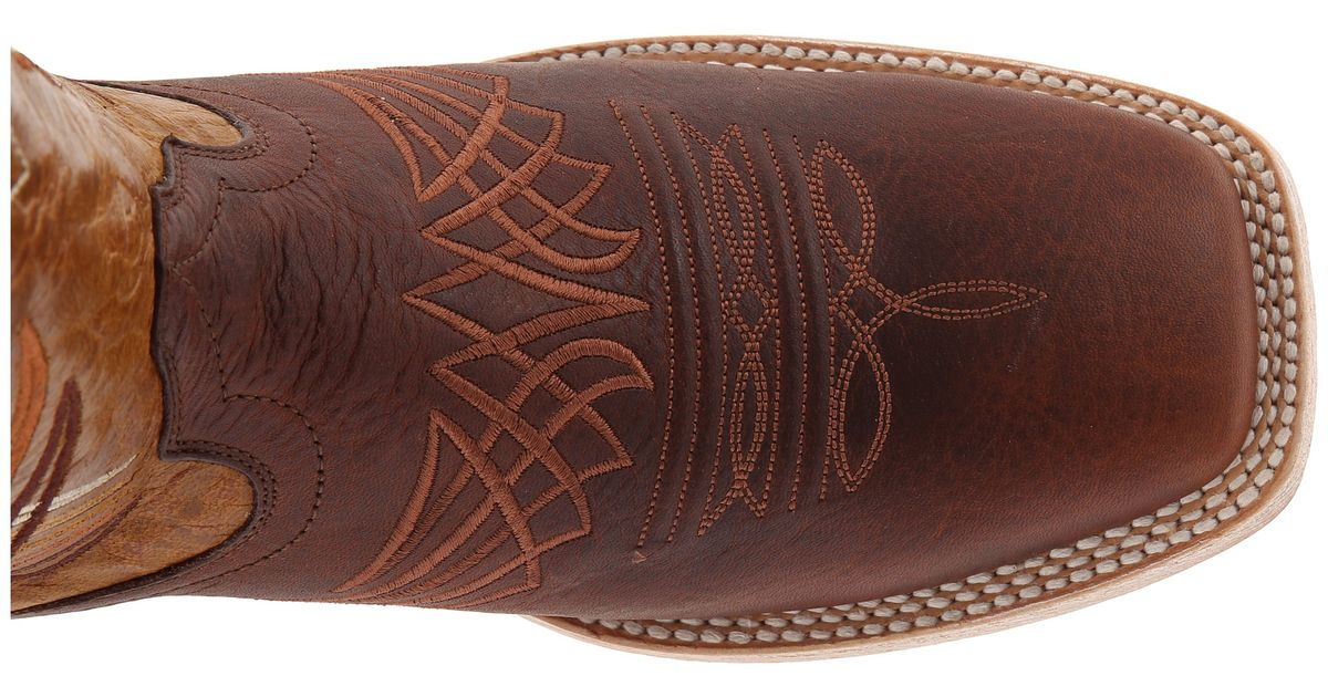 67cfcac38a7 Ariat Yellow Mecate for men