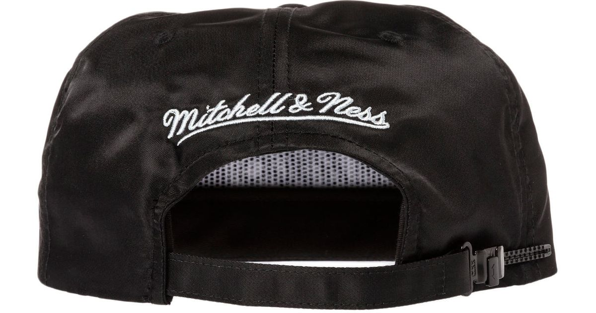 aace18983d7 Lyst - Mitchell   Ness The Los Angeles Kings Vintage Forces Zipback Cap in  Black for Men