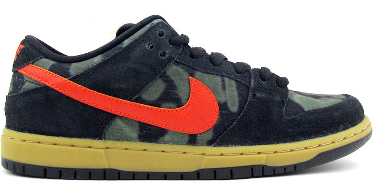 new product 9c31a ed1d2 Nike Black Sb Dunk Low Premium