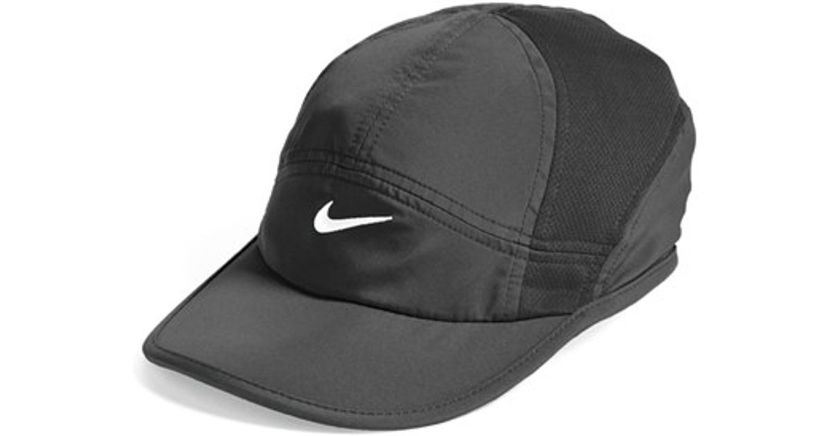 Lyst - Nike  featherlight 2.0  Dri-fit Cap in Black 75ae8533211