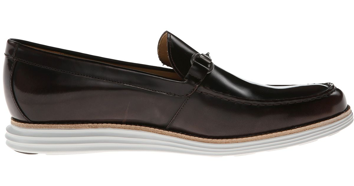 09a4ae2f777 Lyst - Cole Haan Lunargrand Vntn Bit in Brown for Men