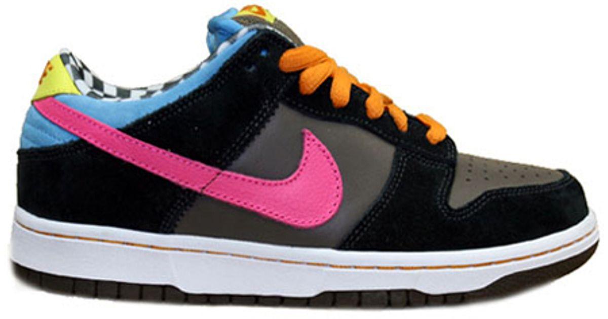 sale retailer 4c1fd 23d4b Nike Multicolor Sb Dunk Low 720 Degrees for men