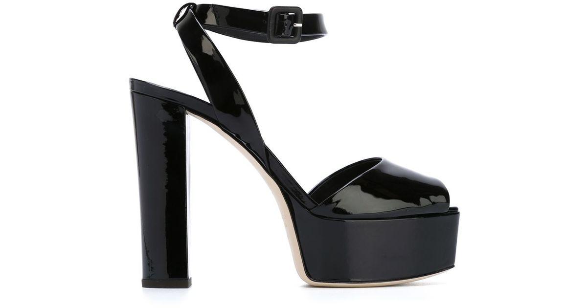 456cadc3759 Lyst - Giuseppe Zanotti  betty  Sandals in Black