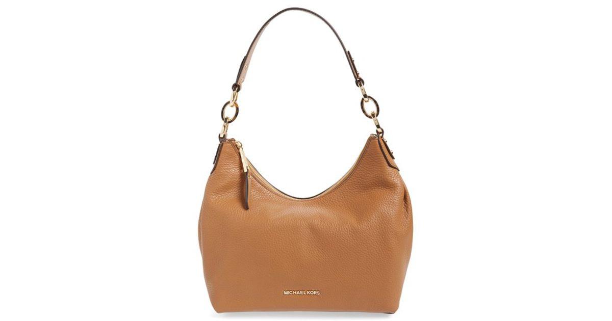 28c486f46bfb6 michael kors isabella convertible shoulder bag bag with side pockets ...