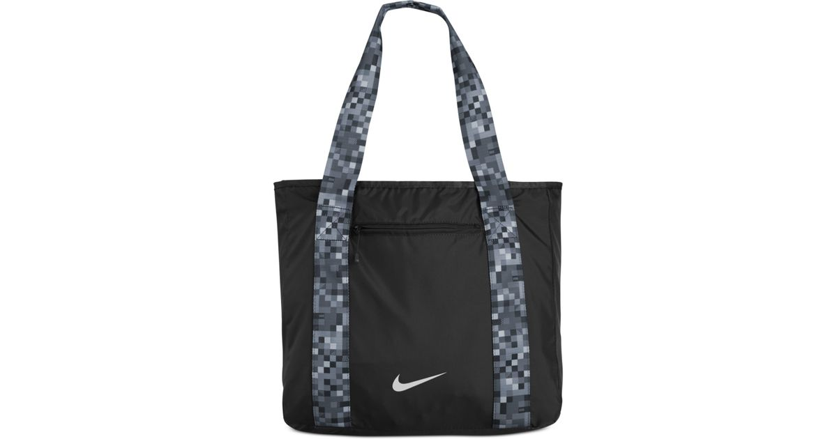 Nike Black Legend Track Tote Bag
