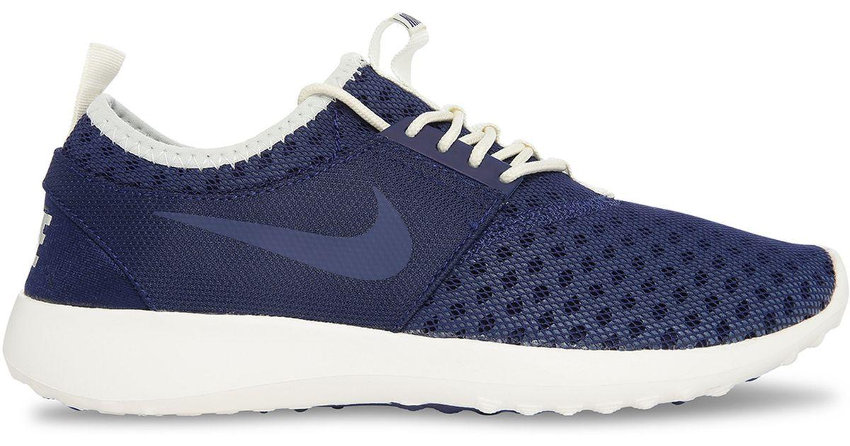 Mens Blue Slip On Shoes