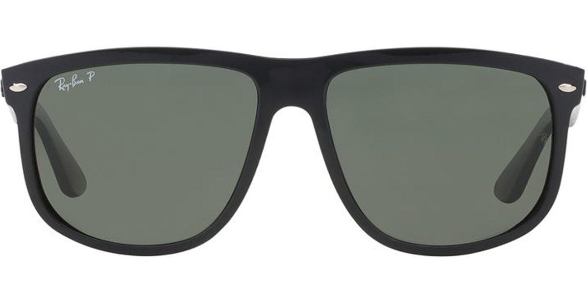 Ray Ban Rb4147 Sunglasses Black Frame « Heritage Malta aab908dff5