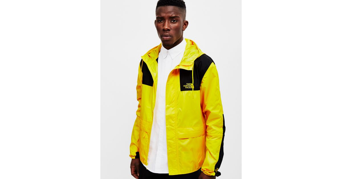 450054f38 coupon for north face 1985 mountain jacket yellow 666b4 dffe4