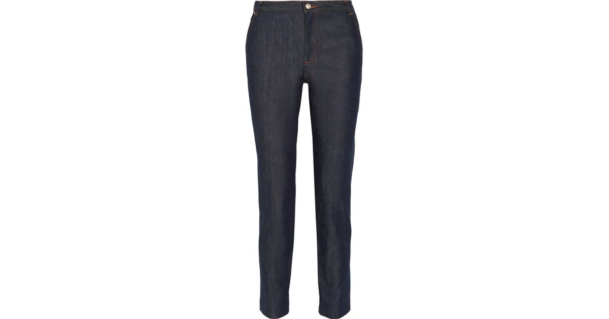 Victoire slim jeans Vanessa Seward Outlet Best Seller ZalzUsp
