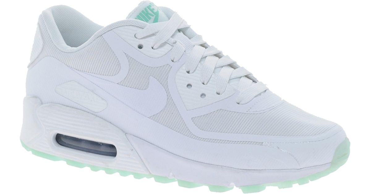 Nike Air Max 90 Cmft Prm Tape White Trainers