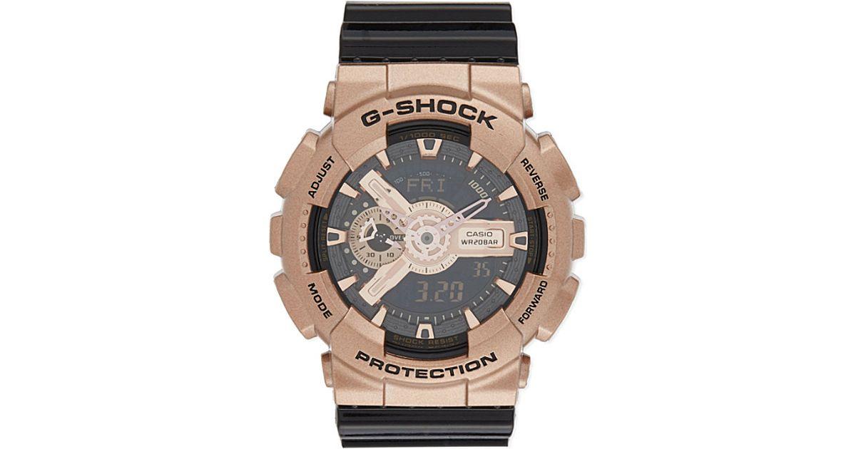 promo code 209ab ad5ea G-Shock Black Ga110 Military 5146 Watch - For Men for men