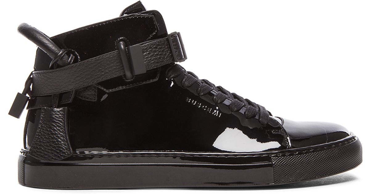 BUSCEMILeather High Trainers GnNDHE1