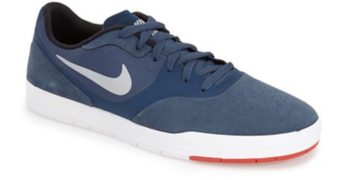 online retailer 70ae7 d36e7 ... coupon code for lyst nike paul rodriguez 9 cs skate sneakers in blue  for men 747e1