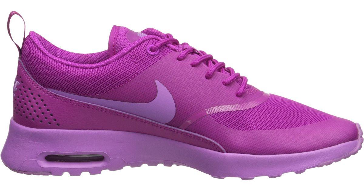 Nike Purple Air Max Thea