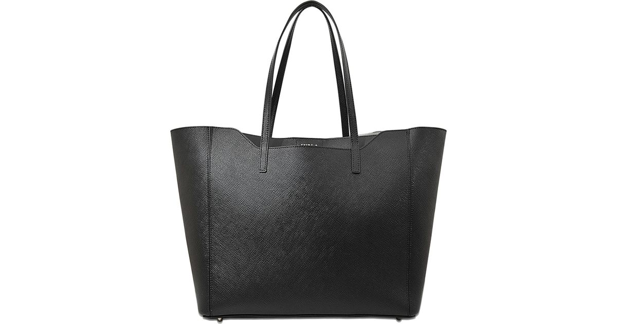 Market Tote Bag in Blue Calfskin Coach IJjivD