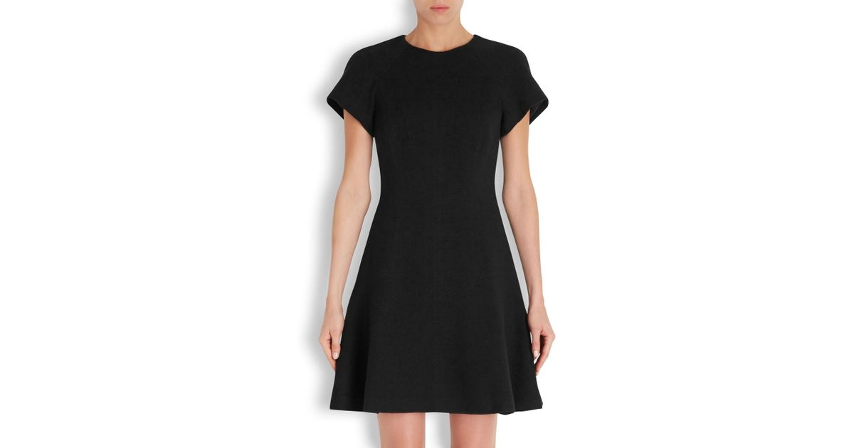 Proenza Schouler Woman Twist-detailed Satin-crepe Mini Dress Black Size 4 Proenza Schouler Free Shipping Manchester Great Sale Cheap Very Cheap Clearance Store Online FFaj801F