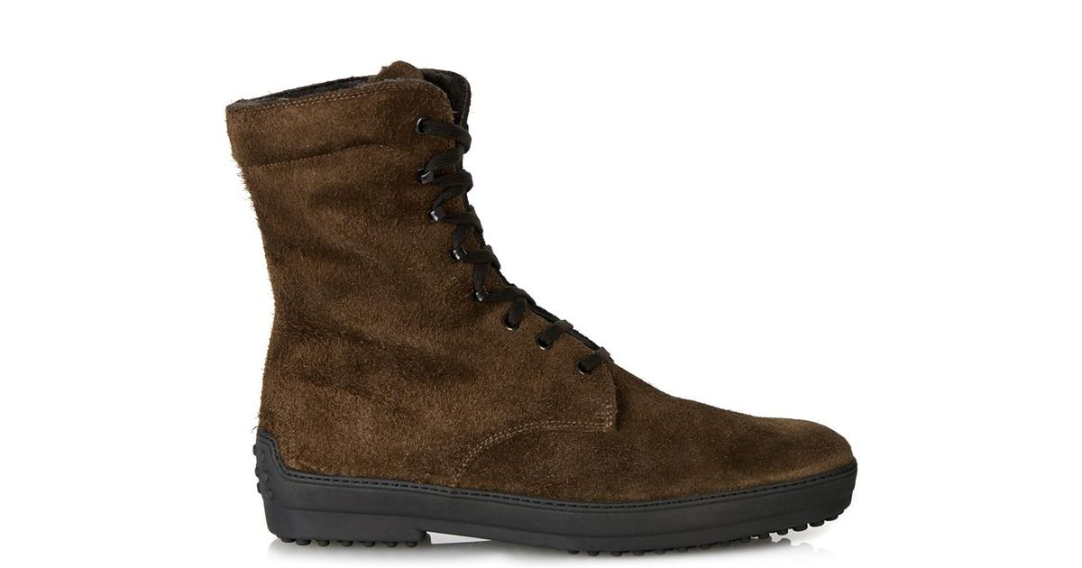 Mens Shearling Lined Snow Boots | Homewood Mountain Ski Resort