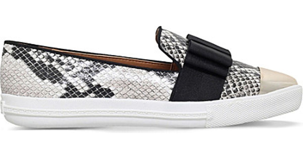 Miss Kg Synthetic Lisa Slip On Trainers