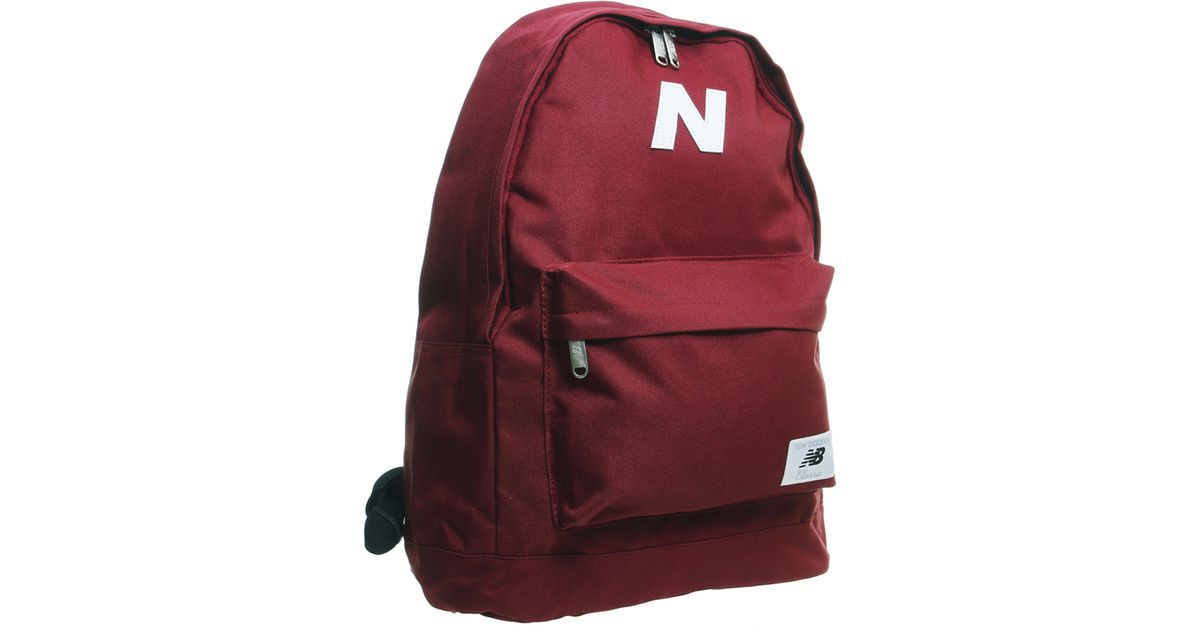 3354ce2b1c New Balance Mellow Backpack in Purple - Lyst