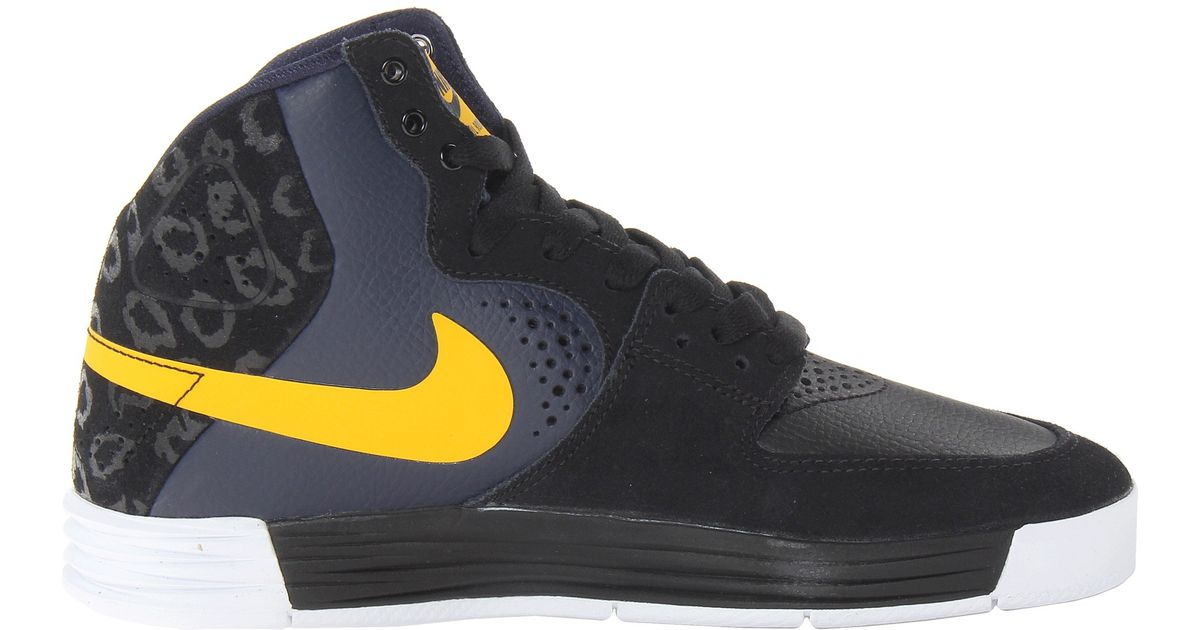 sports shoes cb521 e24d0 Lyst - Nike Paul Rodriguez 7 High in Black for Men