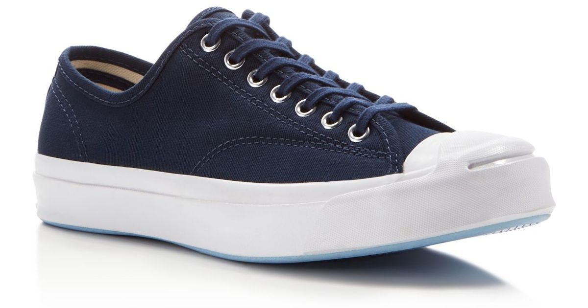 converse jack purcell navy canvas