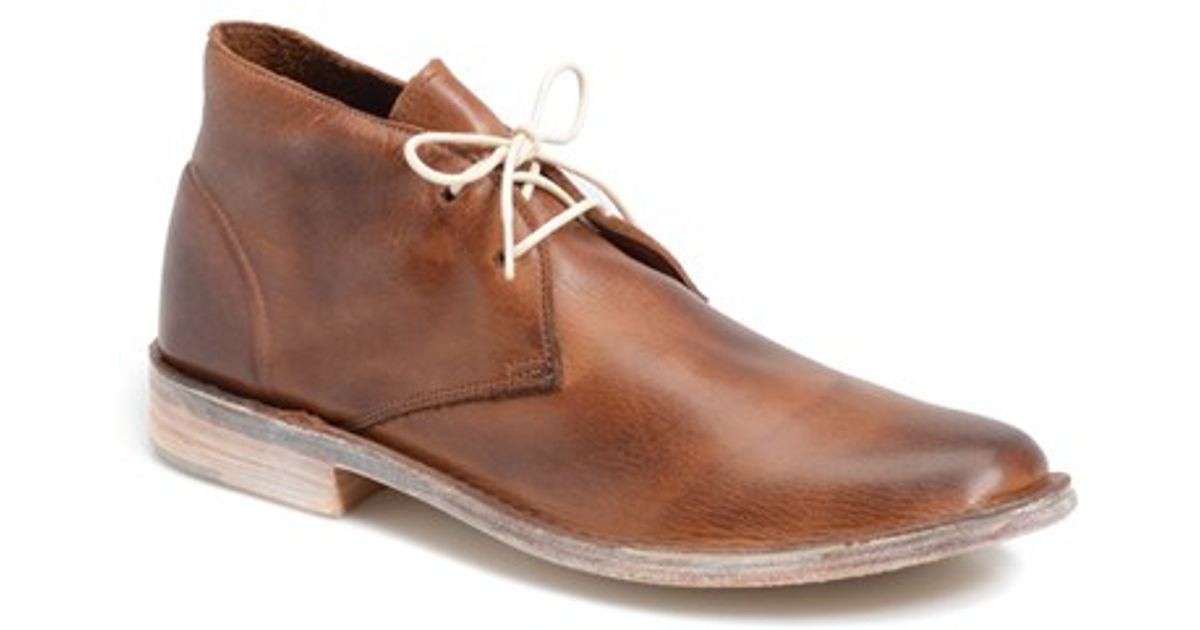 06b263fa338 Lyst - Vintage Shoe Company Vintage Shoe  sherwood  Chukka Boot in Brown  for Men