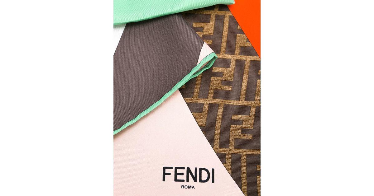 4441d0e1908c Fendi logo foulard lyst jpeg 1200x630 Fendi foulard