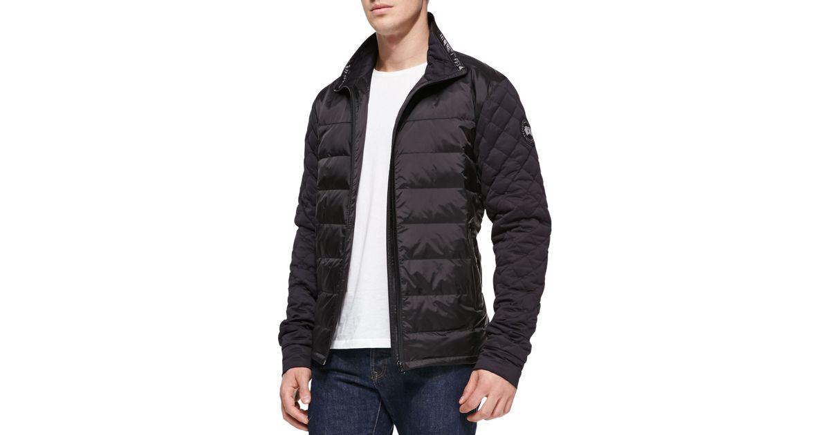 canada goose branta elliston jacket