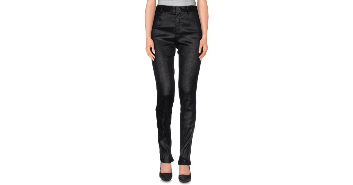 tom ford casual trouser in black save 11 lyst