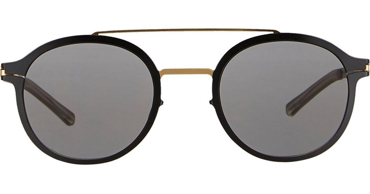 Sunglasses Crosby Mykita For Metallic Men mwOyNn0v8