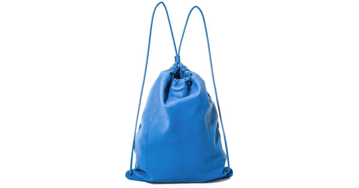 Burberry Drawstring Backpack