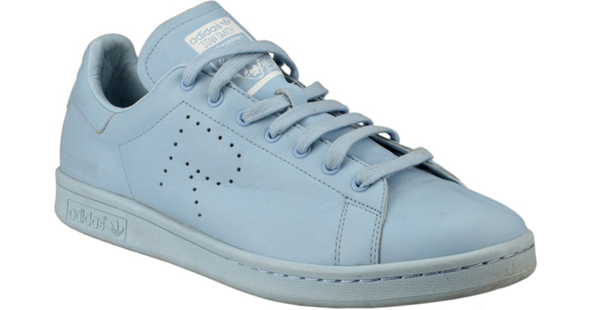 stan smiths blue