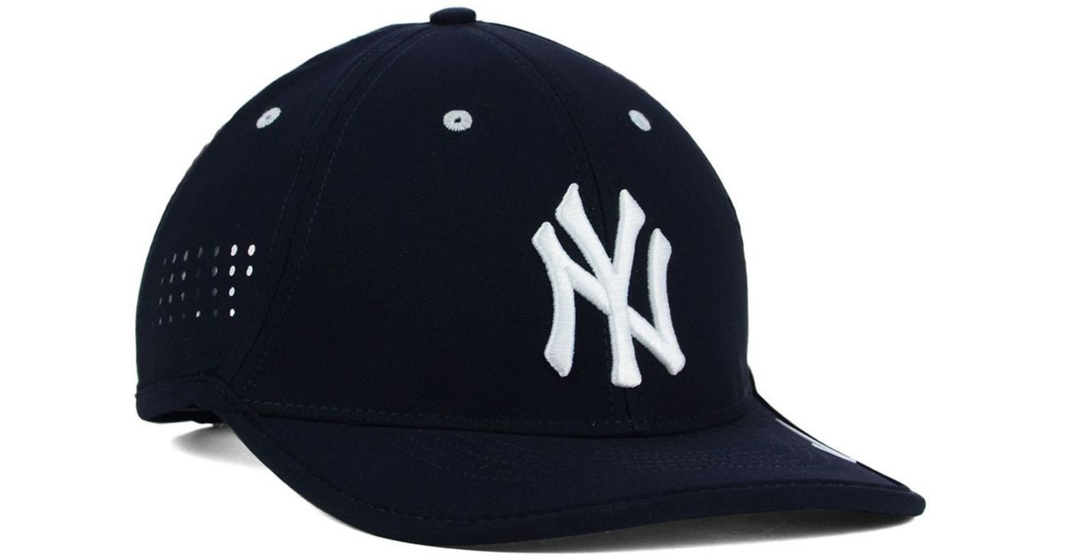 c8aaa116090 usa nike vapor 1 fit cap 853ba 551a0  netherlands lyst nike new york  yankees vapor swoosh adjustable cap in blue for men f41f5 66485
