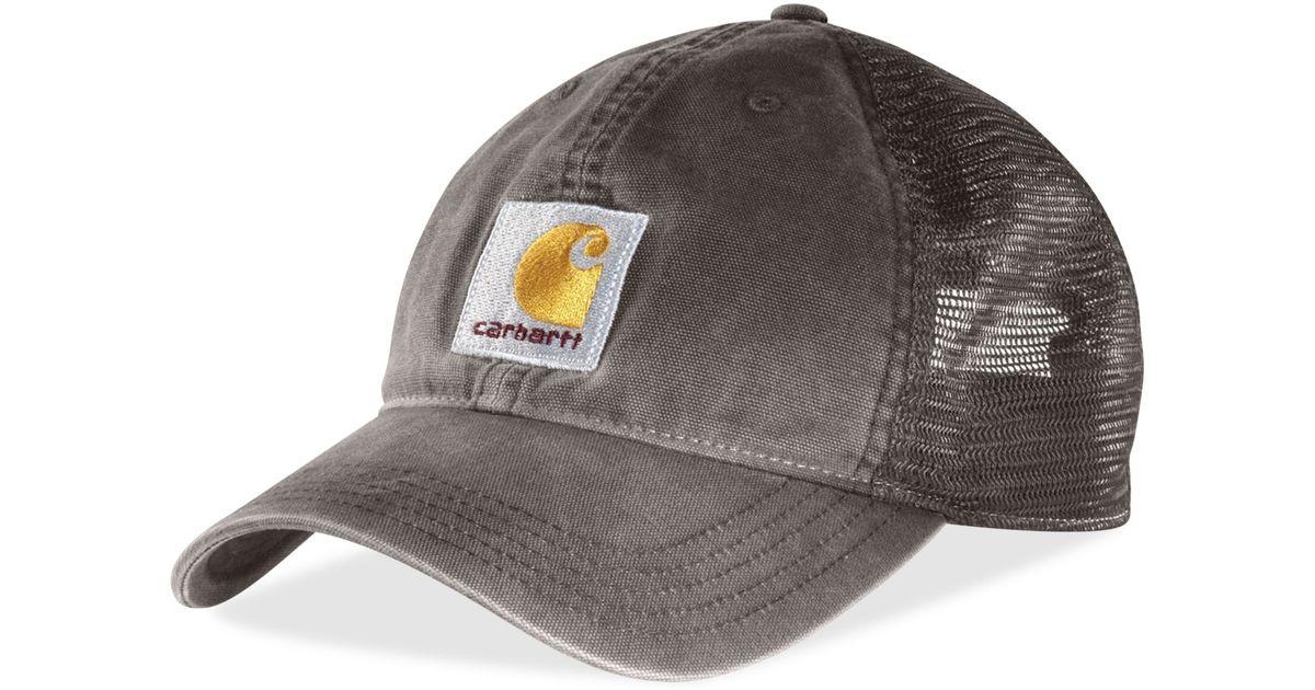 e8d27e85c54 Lyst - Carhartt Mens Buffalo Cap in Gray for Men