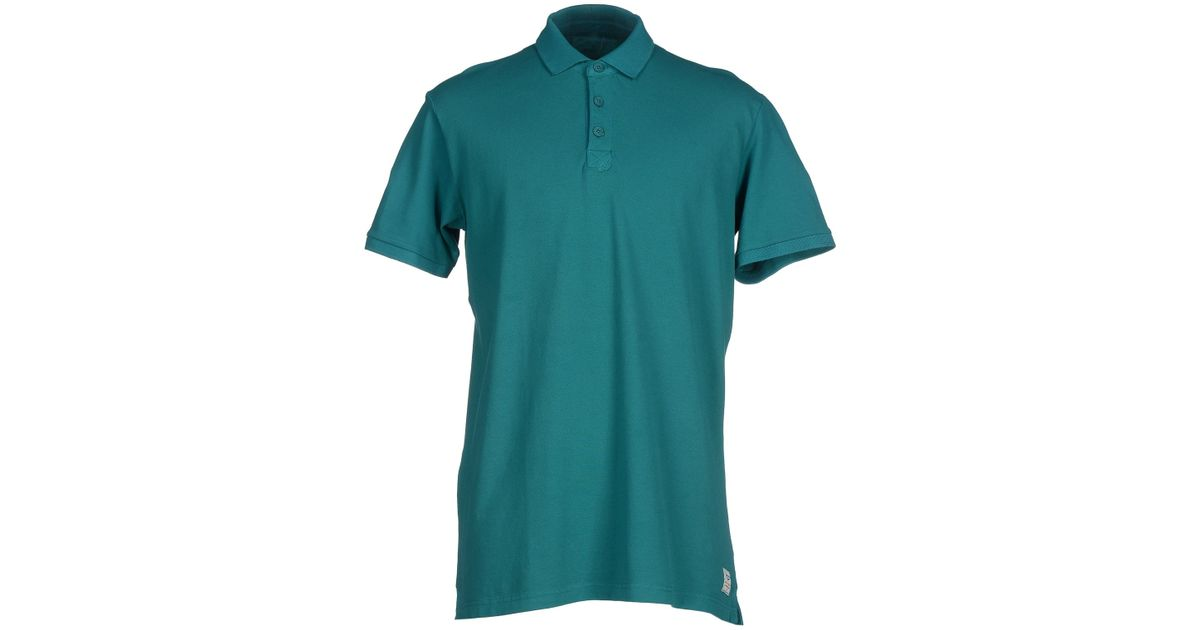 Homeward clothes polo shirt in green for men emerald Emerald green mens dress shirt