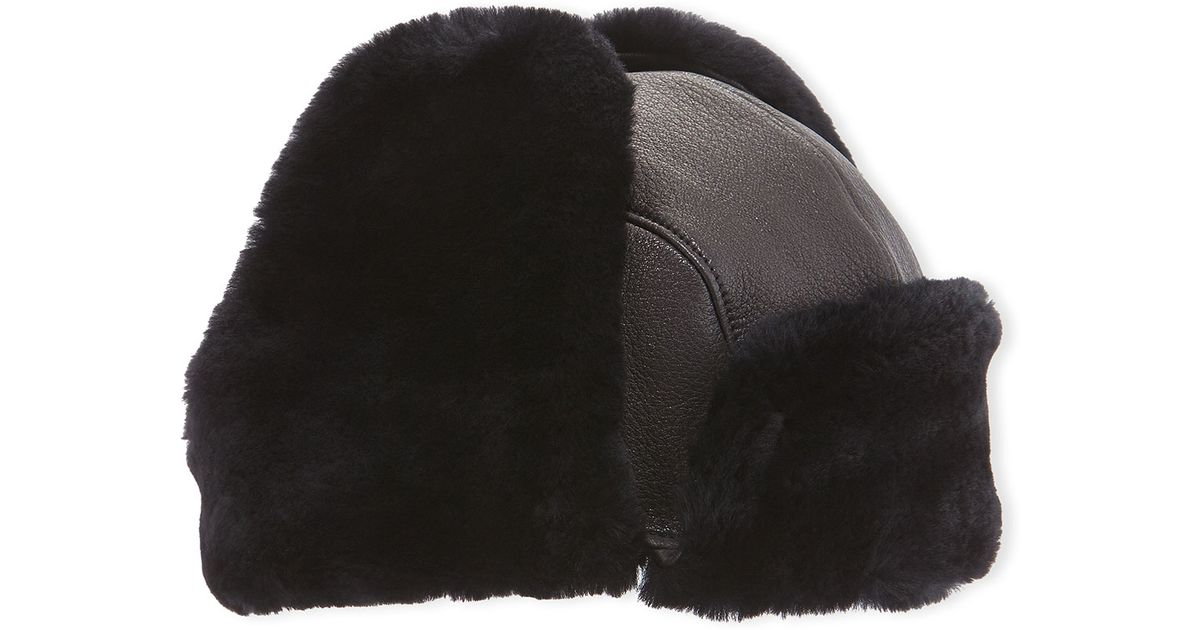 ugg trapper hat