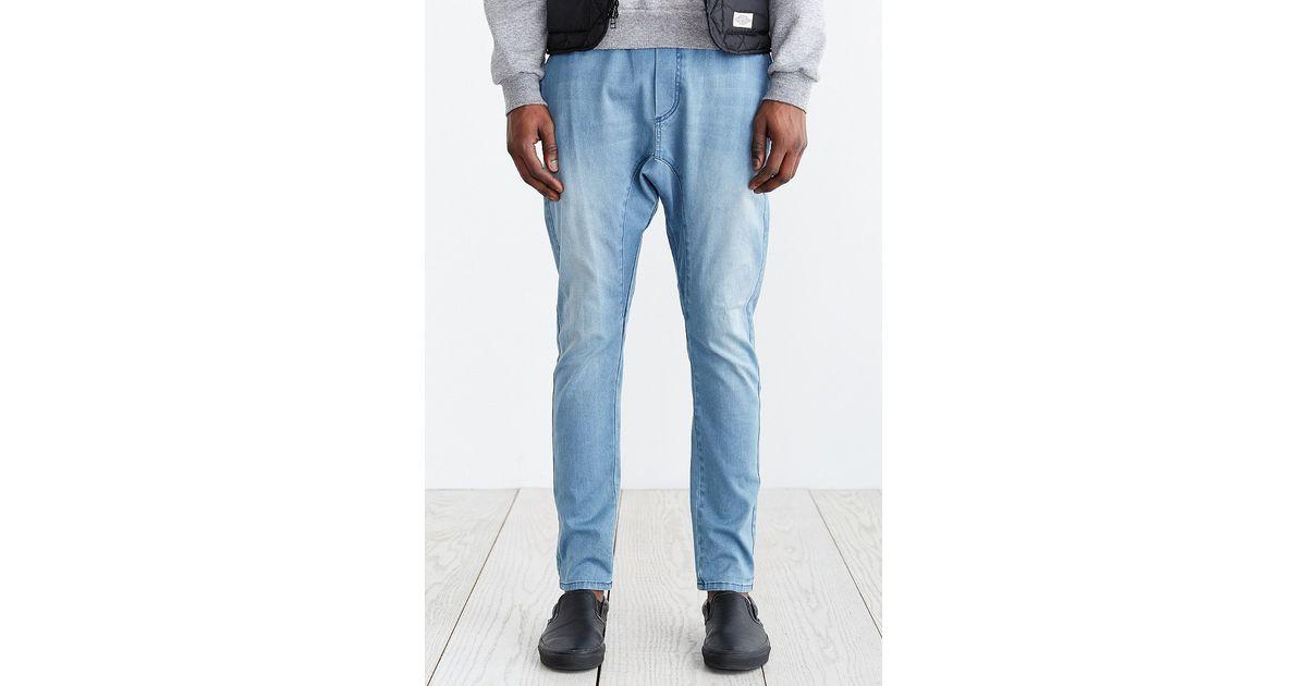 Zanerobe Salerno Boy Blue Elastic Waist Jean for men