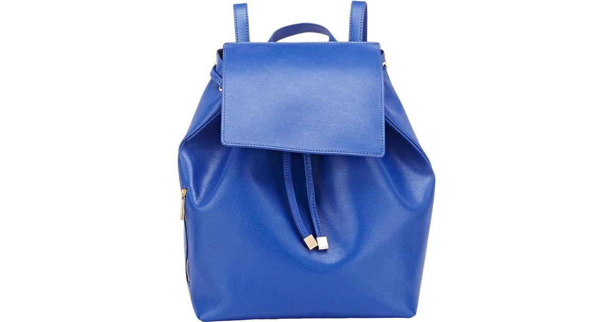 bbe4d14c93dd Lyst - Barneys New York India Mini Backpack-blue in Blue