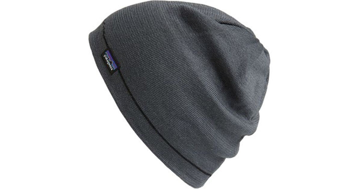 ba1940bf8cf08 Lyst - Patagonia Beanie in Green for Men