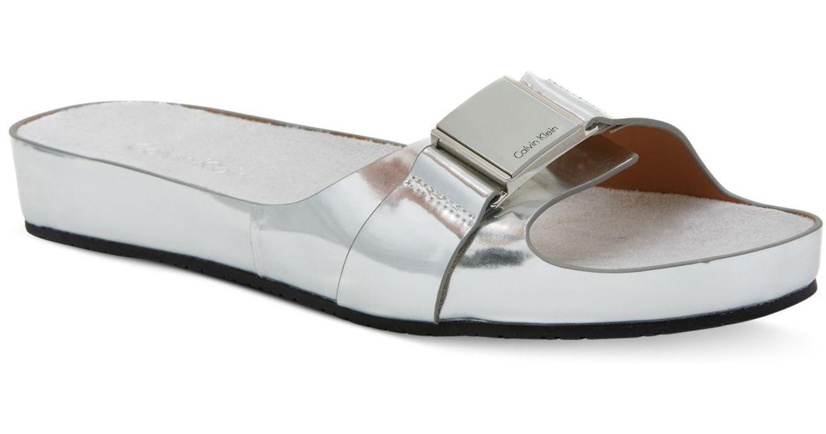 Calvin Klein Women's Marlie Sandals in
