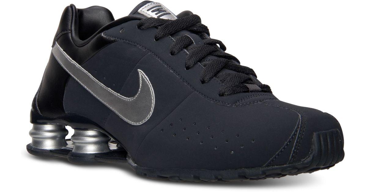 bdb175f1c951 ... where to buy men s nike shox classic ii si running shoes 3d26e 036dd